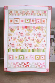 My own designed Quilt - Pia Williams