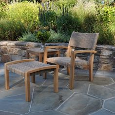 Kingsley Bate Elegant Outdoor Furniture Venice Dining Armchair In Willow With Wainscott Dining