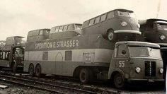 Transport caravan