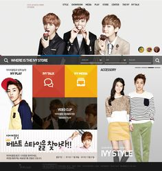 DCafeIn Website - IVY club Killing Fit