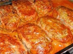 Lazy cabbage rolls (in cutlets) Irish Recipes, Russian Recipes, New Recipes, Cooking Recipes, Favorite Recipes, Easy Recipes, Meatball Recipes, Chicken Recipes, Lazy Cabbage Rolls