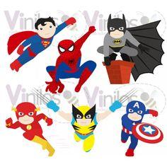 vinilos superheroes marvel - Buscar con Google