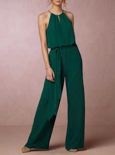 21 Bridesmaids Dresses You Can Absolutely Wear Again - Anthropologie Jackie Jumpsuit from InStyle.com