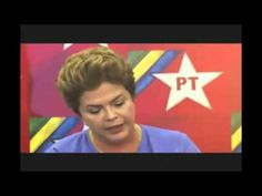 Falar em Público - Top Five Dilma Roussef