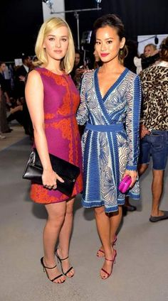 NYFW, Vogue Portugal JESS WEIXLER & JAMIE CHUNG