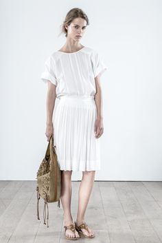 Vanessa Bruno Spring 2015 Ready-to-Wear