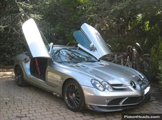 Used 2010 Mercedes-Benz SLR McLaren MCLAREN ROADSTER for sale in Uk | Pistonheads
