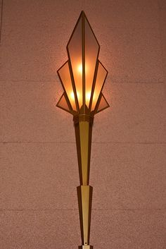 Art Deco Light in the Fox Theater | by Erin and Lance Adventures