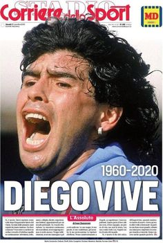God Of Football, Football Team, Old Boys, World Pay, Barcelona Shirt, Pictures Of The Sun, Diego Armando, Newspaper Cover, Journaling