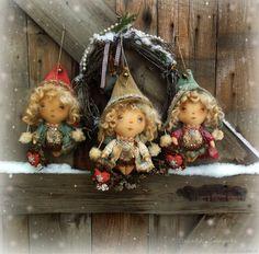 Волшебство на Рождество – купить или заказать в интернет-магазине на Ярмарке Мастеров | ***...волнительное ожидание чудес и…