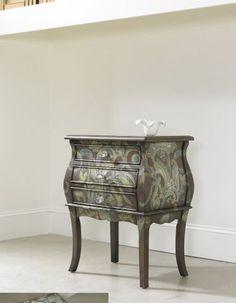 Paisley Accent Chest, Hooker Furniture, Melange