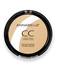 Beauty Test Drive and Review ~ Annabelle CC Colour Control Pressed Powder