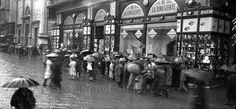 Napoli via Toledo 1934