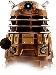 Daleks (first appeared 1963)