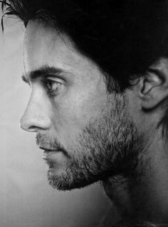 Jared Leto right now I have a thing for beards so yes please!