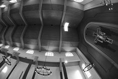 Wnętrze kościoła św. Jacka oo. Dominikanów w Rzeszowie, fot. Marcin Mituś  #dominikanie #jacek #kościół #modlitwa #świątynia #Rzeszów #op Basketball Court, Bathtub, Standing Bath, Bathtubs, Bath Tube, Bath Tub, Tub, Bath