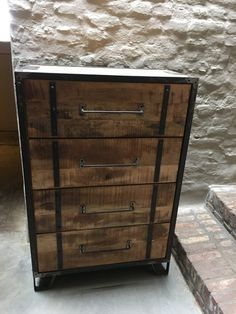 Industrial Furniture, Industrial Design, Canopy Bed Frame, Eclectic Taste, Man Room, Paint Finishes, Home Living Room, Modern Farmhouse, Interior And Exterior