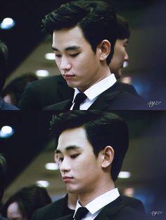 150326 #KimSooHyun #김수현 at Incheon airport Ambassador