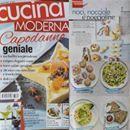 IN THE PRESS  Su Cucina Moderna ora in edicola una cucina in travertino di Pietre di Rapolano per presentare originali piatti di Capodanno arricchiti da frutta secca.  #inthepress #rassegnastampa #cucina #travertino