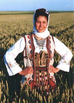 Serbian Folk Costume / Srpska Narodna Nosnja