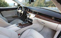 Битва титанов: Jaguar XJ Supercharged 2014 vs Maserati Quattroporte S 2014 Maserati Quattroporte, Jaguar Xj, First Drive, Shabby Chic Homes, Automobile, Volkswagen, Vehicles, Cars, Interior