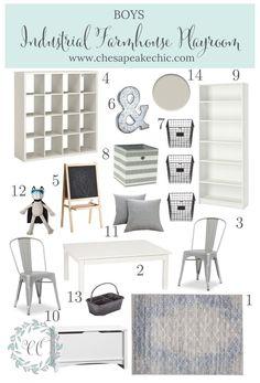 Playroom Design, Playroom Decor, Bedroom Decor, Modern Bedroom, Organization For Playroom, Boys Playroom Ideas, Teen Playroom, Playroom Layout, Bedroom Furniture
