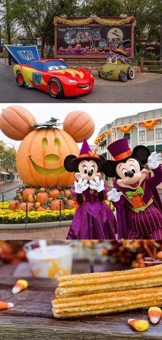Disneyland Halloween is one of the best times to visit for special decor, limited-edition food, and festive fun. We'll share all of our tips and tricks with you! | #DisneyTravelTips #DisneylandTravelTips #DisneylandHalloween #HalloweenTravelsTips #HalloweenTravel #DisneyHacks #FamilyTravelTips