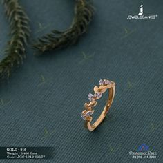 Adorn every moment. Gold Ring Indian, Indian Wedding Rings, Antique Wedding Rings, Wedding Bands, Wedding Stuff, Gold Jewelry Simple, Gold Rings Jewelry, Rose Jewelry, Latest Gold Ring Designs