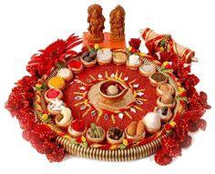 Diwali Pooja Thali Decoration 2015 ideas For Decorate Laxmi pujan Diya thali images wallpapers photos Diwali Pooja, Diwali Diya, Diwali Gifts, Happy Diwali, Diwali 2014, Diwali Craft, Bridal Gift Wrapping Ideas, Creative Gift Wrapping, Diwali Decorations At Home
