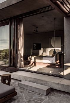 Ambiance naturelle et minérale au Casa Cook Chania - Frenchy Fancy Home Design, Modern House Design, Home Interior Design, Design Homes, Design Ideas, Design Trends, Modern Home Interior, Interior Colors, Deco Design