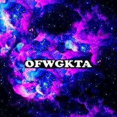 OFWGKTA Funny Sayings, Funny Memes, Odd Future Wolf Gang, My Favorite Color, My Favorite Things, Nebulas, Tyler The Creator, Teenage Mutant Ninja Turtles, Pretty Good