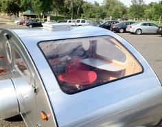 Vistabule teardrop trailer - I NEED one of these