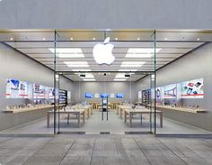 Trademark+Awarded+to+Apple+Retail+Stores