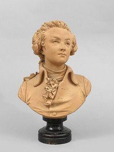 Buste de Mozart, Par Albert-Ernest Carrier-Belleuse