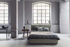LINEA - Designer Double beds from Letti&Co. ✓ all information ✓ high-resolution images ✓ CADs ✓ catalogues ✓ contact information ✓ find..