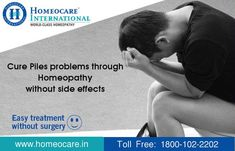 Piles is also known as hemorrhoids and it is a severe condition generated due to swollen veins in the rectum and anus area. Generally, there are two types of Piles namely internal piles and external piles. Homeocare International has a natural solution for this type of problem and provides high quality service to the needy people in an organized manner with no side effects.