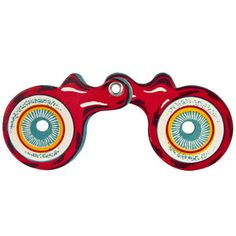 50s Hinged Eye Mask now featured on Fab.