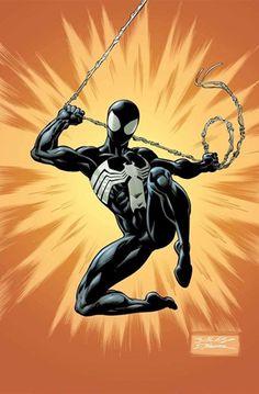 Game of thrones spider man black suit torta spider man spider Spiderman Black Suit, Spiderman Tattoo, Venom Spiderman, Black Spiderman, Amazing Spiderman, Hq Marvel, Marvel Comics Art, Marvel Heroes, Spider Man Caricatura