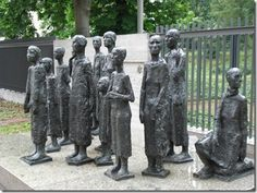 a Jewish cemetery in Berlin