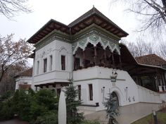Panoramio - Photos by George Veziteu Bucharest Romania, House Design, Traditional, Explore, Mansions, World, House Styles, Places, Villas