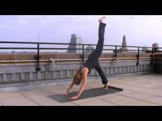 Yoga Practice - VINYASA FLOW: Mindful Transitions For Results - YouTube