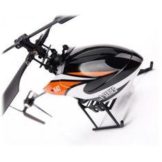 Zdalnie sterowany Helikopter 4ch 2,4Ghz MJX F647 (F47) produkt firmy MJX, której modele to lata pracy nad konstrukcją czy stabilizacją lotu. Model posiada napęd elektryczny sterowany przy pomocy serwo mechanizmu. Opis, dane techniczne, komentarze oraz film Video znajdziesz na naszej stronie, nie ma jeszcze komentarzy, to czemu nie zostawisz swojego:)