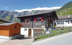 2 bedroom accommodation in Blatten bei Naters - Blatten bei Naters Wallis, Vacation Apartments, Garage Doors, The Unit, Cabin, Mansions, Park, Bedroom, House Styles