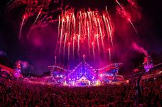 THROWBACK | Electric Love - Music Festival Electric Love Festival, Love Music Festival, Festival Looks, Festivals, Stage Design, Salzburg, Electronic Music, Edm, Concert
