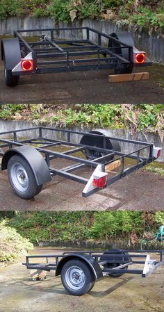 For the DIY people who need to modify their trailers! Awesome replacement fenders that require simple installation. Read reviews, see more photos and pick the appropriate fender for your towing needs!
