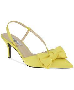 Nina Teddi Evening Pumps - All Women's Shoes - Shoes - Macy's