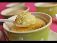 Lemon Sponge Pudding; Joy of Baking. Best. Dessert. Ever. Home run. ***** (And I am judicious with my 5-stars).