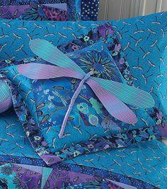 Tiffany Dragonfly Pillow