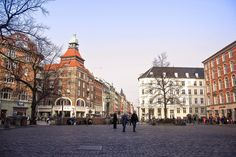 Vesterbro, Copenhagen by alana de haan