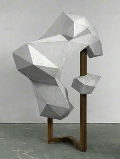 Escultura geometrica